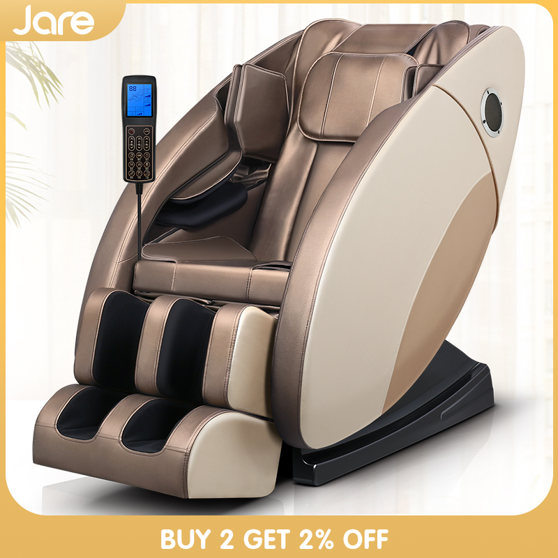 Lumbar Massage Luxuries Body Pedicure Luxurious Electric Boss Cheap Double Sl 4d Zero Gravity Low Price Massager Chair