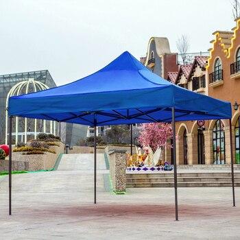 Водонепроницаемый беседки палатки садовый навес открытый шатер тент тенты вечерние Ogrodowy белый большой навес складной синий красный 3 4