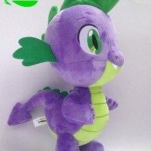 Плюшевые куклы, чучела животных Лошадь Спайк Единорог детские игрушки отличный подарок