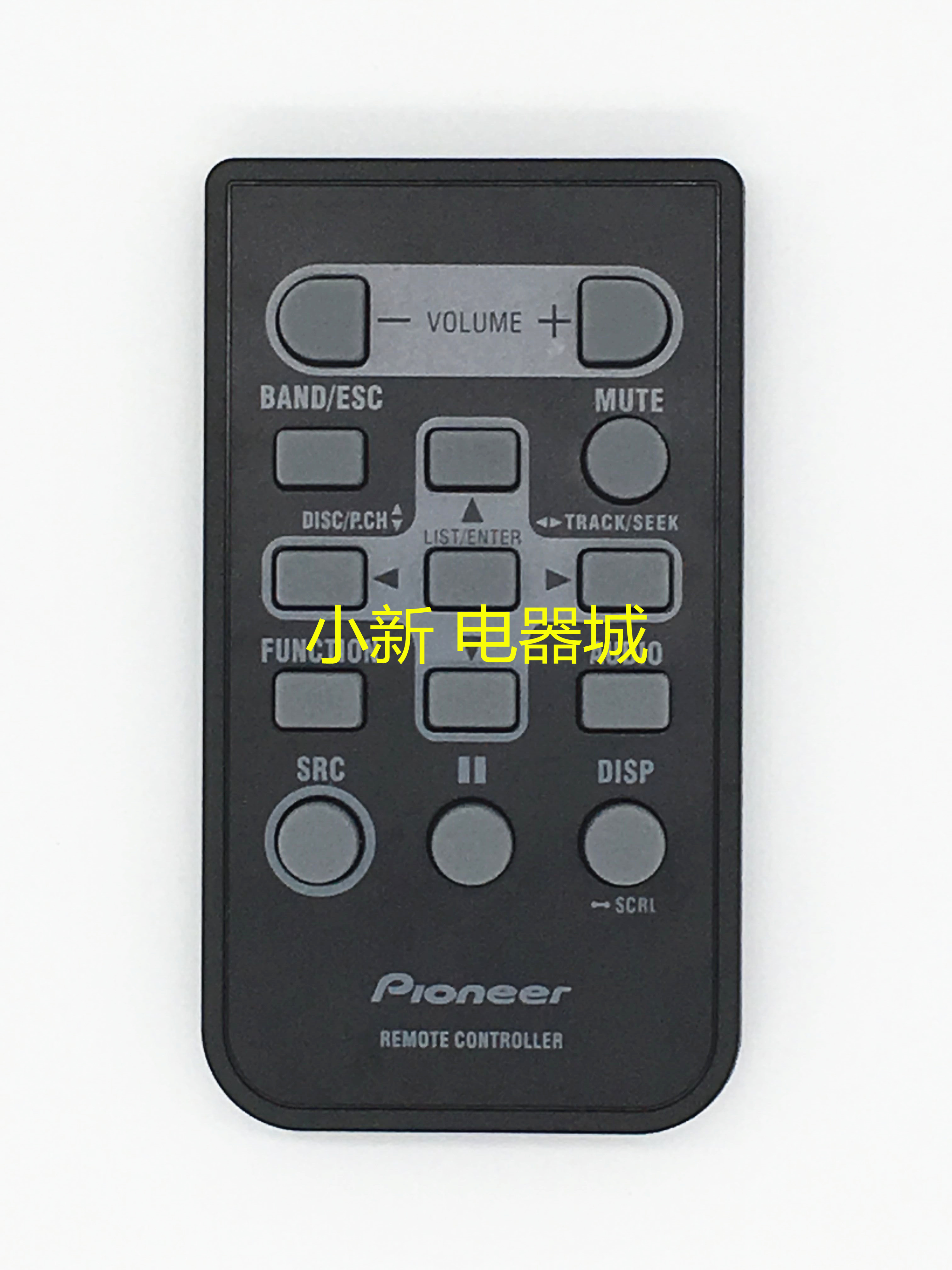 Applicable to the 970 deh-140ub deh-150mp remote control for pioneer car audio