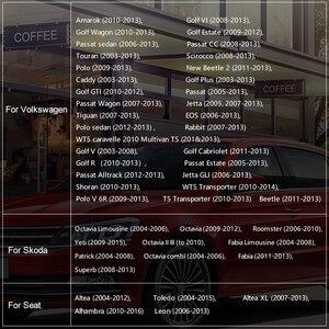 Junsun 2 din Автомобильный Радио мультимедийный плеер GPS для поло седан Volkswagen VW Passat B7 B6 Golf Touran Polo Sedan Tiguan jetta leon Skoda Octavia Android 10,0 DVD