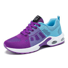 Spring 2021 new women's shoes fashion running shoes soft soled leisure sports shoes women's shoes