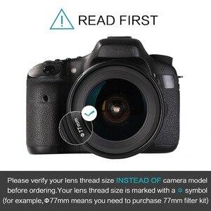 Image 5 - กล้องกรองรังสีอัลตราไวโอเลตUV Slim MCUV Multi Coated 37/46/49/52/55/58/62/67/72/77Mm MC UVFor Nikon Canon Sony Pentax DSLR