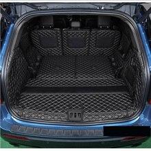 Hohe qualität! Custom special auto stamm matten für Ford Explorer 6 7 sitze 2020 langlebige cargo liner boot teppiche für Explorer 2020