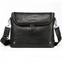Head layer cowhide bolsa feminina men Messenger Bag high end JOSEPHAMANI brand genuine leather shoulder bag