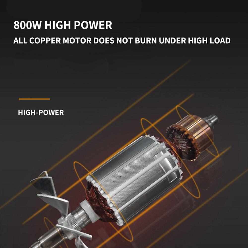 800 Вт 90 мм Электрический строгальный станок мощный деревянный