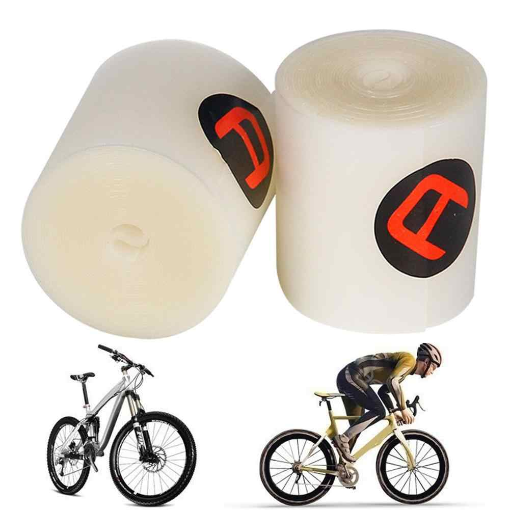 2 Rolls Durable Anti-Puncture Proof Belt For Bike MTB Tire Liner Tyre Protector