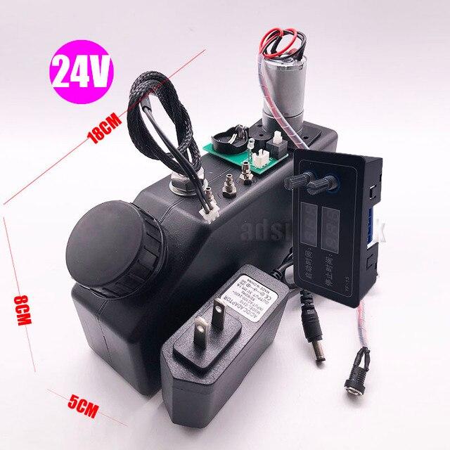 1.5L UV CISS System Continuous 1 Liter Ink Supply System Stirring Motor 24V for Mutoh Roland Mimaki Alarm Bulk Ink System 2