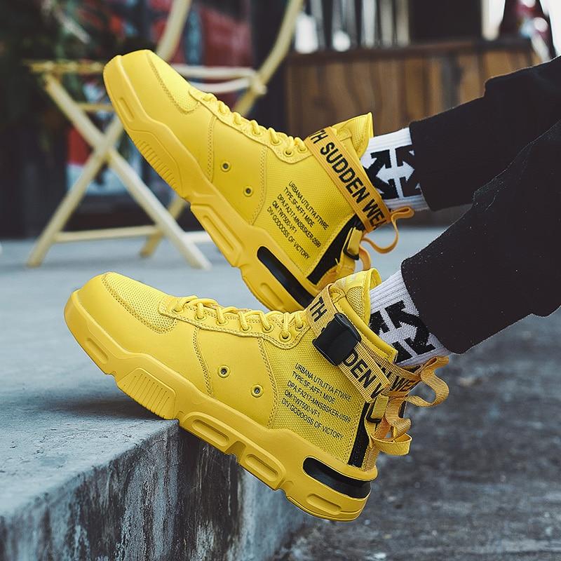 BIGFIRSE 남자 스 니 커 즈 2020 공기 메쉬 통기성 야외 남자 패션 스 니 커 즈 새로운 Vulcanized 신발 Zapatos Hombre 남자 캐주얼 신발