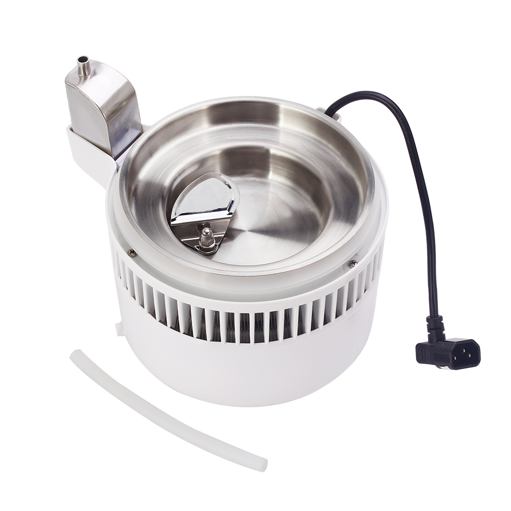 ­Clearance SaleDistiller Glass-Jar Dental-Equipment Alcohol Brewing Home 220V 4L Boiler PURE-WATER-FILTER-MACHINE