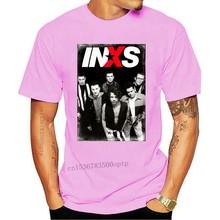 INXS Singlet T SHIRT never tear us apart Rock n Roll AUSSIE MICHAEL HUTCHENCE