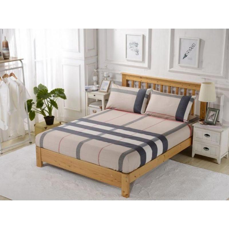 Bed Sheet with elastic band Valtery, 280, 160*200 cm