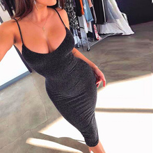 CUERLY spaghetti straps slash-neck backless sexy dress 2019 women high waist elegant party bodycon dresses fashion maxi vestidos