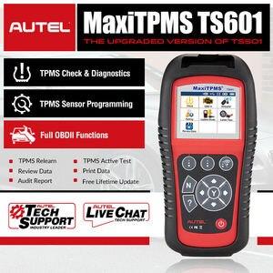 Image 1 - Autel mx sensor 433mhz 315 mhz 4 pc/lote monitoramento da pressão dos pneus universal automotivo oe nível programa sensor ts401 ts601 tpms