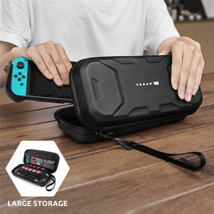 Image 5 - Mumba Switch Carrying Case Large Capacity Portable Protective Travel Carrying Case Pouch For Blade/Battle Case [Plus Version]