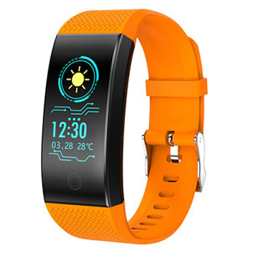 Smart Bracelet Heart-Rate-Monitoring Information Color-Screen Call Waterproof