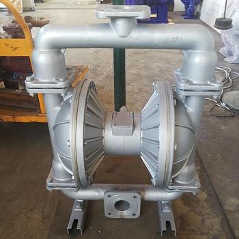 Diaphragm pump QBK-50 Aluminium Alloy  Pneumatic diaphragm pump qby 15 corrosion resistant double way pneumatic diaphragm pump 0 1m3 h