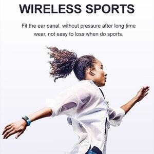 Image 5 - D019 V 5,0 Bluetooth Kopfhörer HD Stereo Drahtlose Kopfhörer Sport Bass Headset Mit Led Power Display Ladegerät Fall Für Alle telefon