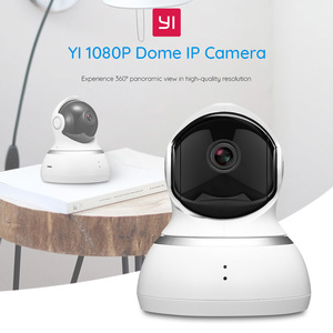 Image 2 - يي كاميرا بشكل قبة ، 1080p HD داخلي عموم/إمالة/التكبير نظام مراقبة الأمن IP اللاسلكية مع الرؤية الليلية ، وتتبع الحركة