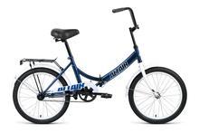Городской велосипед Altair - City 20 (2020) Цвет: Темно-Синий / Белый