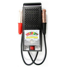 Battery Terster 6V And12 Volt 100Amp Car Battery Load Drop and Charging System Tester
