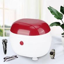 купить 150ml Jewelry Cleaner Bath Portable Cleaning Machine Sterilization Tool for Denture Watch Jewelries Household Cleaning Tools недорого