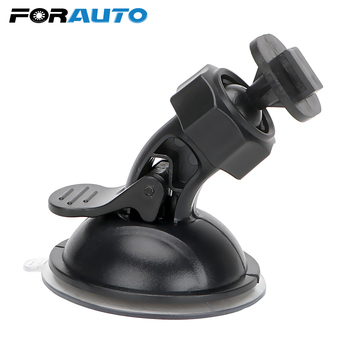 FORAUTO Car DVR Holder Driving Recorder Bracket 360 Degree Rotating Sport DV Camera Mount for Xiaomi YI GoPro Car Holder image