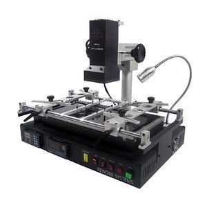 Image 4 - Naprawa BGA Rework Machine LY IR8500 V.2 IR stacja lutownicza BGA płyta główna telefon komórkowy Chip naprawa RU i ue bez podatku