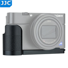 JJC Quick Release L Plate Hand Grip Fits for Sony RX100 & RX100 VI V IV III II DSC-RX Series Replaces Sony AGR2 Grip