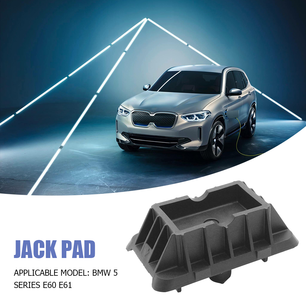 Jack Pad Under Car Support Pad Lifting Car for BMW 3/5 Series E60 E61 328i 335i M3 Jacking Point Pad Lifting Support Repair Tool image
