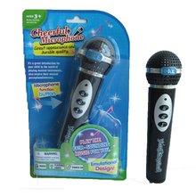 Детская одежда для девочек микрофоны для мальчиков микрофона караоке детские смешные музыкальные игрушки подарки
