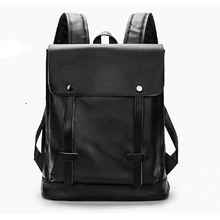 New Multifunction Men Backpack Leather Shoulder Bag Women School Bag Vintage Backpack for Teenage Boys bookbag Laptop Travel Bag