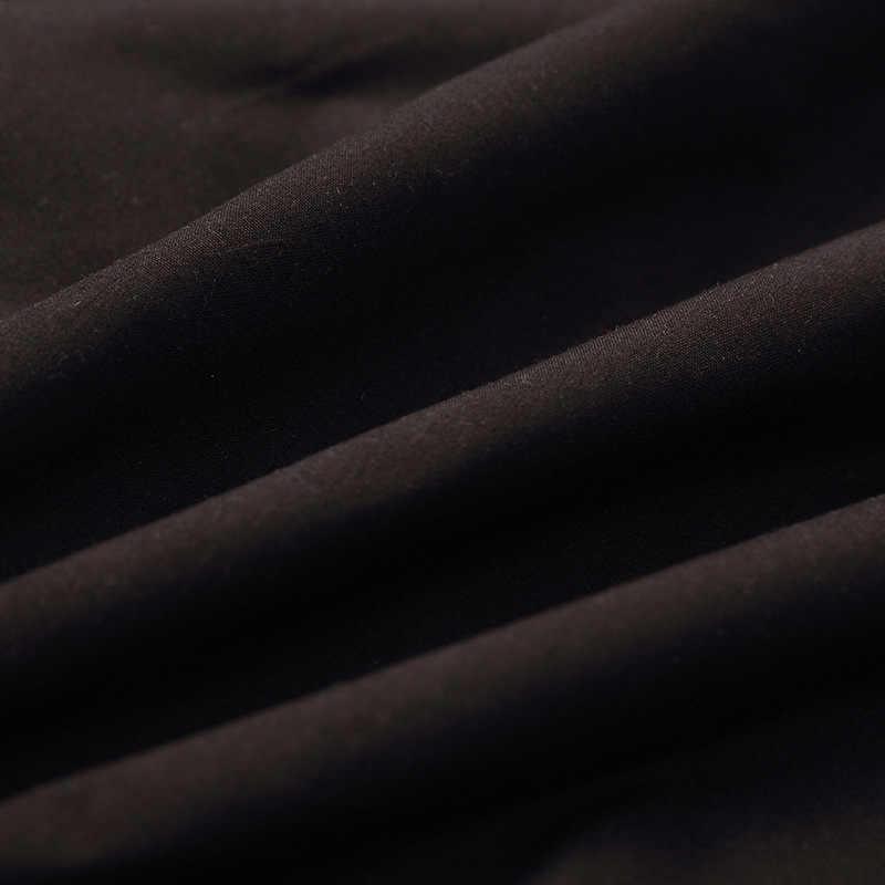 Effen Kleur 100% Waterdichte Matrashoes Matras Topper Met Elastische Bed Bug Proof Matrasbeschermer Pad Bed Hoeslaken