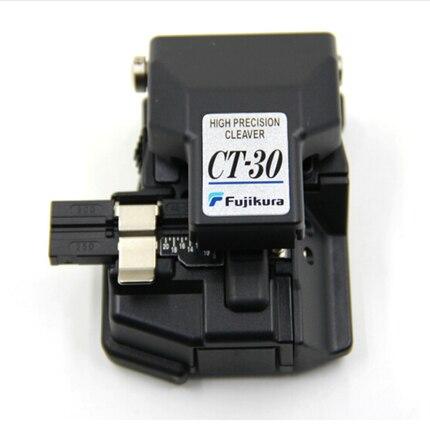 Fiber Cleaver CT-30 High Precision Cleaver With Case Optical Fiber Cutting Knife CT-30 Fiber Cleaver