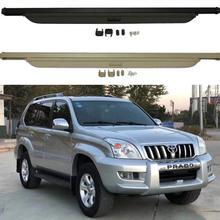 Высококачественный задний багажник безопасности экран конфиденциальности щит грузовой Чехол для Toyota Land Cruiser Prado LC120 FJ120 120 2003-2009
