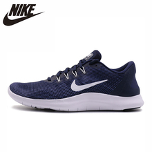 NIKE FLEX 2018 RN Original Men Running Shoes Lighteweight Comfortable Sports Outdoor Sneakers #AA7397 original new arrival 2018 nike flex experience rn 7 men s running shoes sneakers