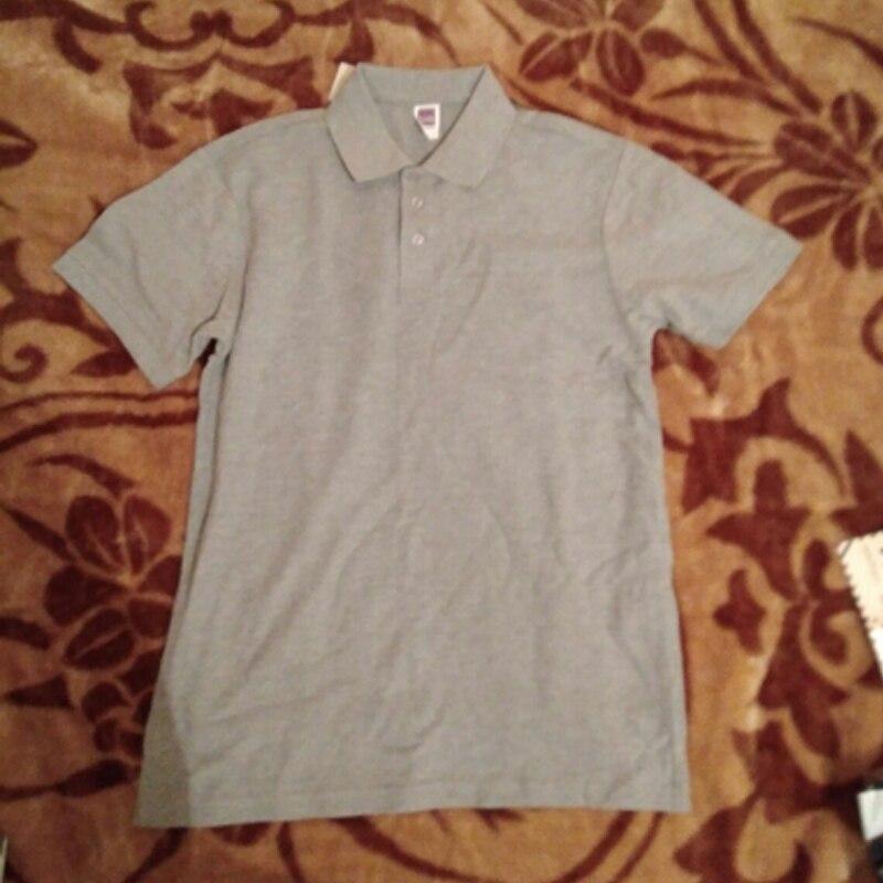Image 5 - Polo Shirt Men Polos Para Hombre Men Clothes 2019 Male Polo  Shirts Casual Summer Shirt Cotton Solid Mens PoloPolo