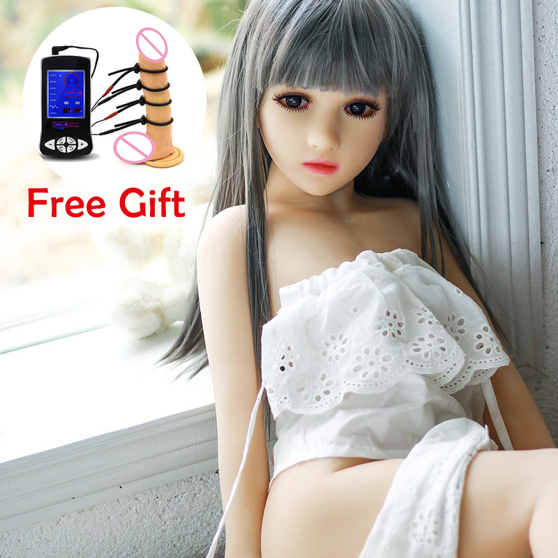 <font><b>100cm</b></font> Japanese Real Silicone <font><b>Sex</b></font> <font><b>Doll</b></font> with TPE Metal Skeleton Realistic <font><b>Anime</b></font> Love <font><b>Doll</b></font> Lifelike Silicone <font><b>Sex</b></font> <font><b>dolls</b></font> Sexshop image
