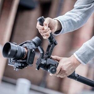 Image 5 - Pgytech T2三脚ハンドルアルミ合金dji osmoアクションポケット移動プロヒーロー9 8 7カメラ1/4ポートosmo携帯4 2 3一眼レフ