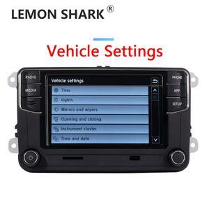 Image 4 - Автомобиль MIB радио Carplay Mirrorlink Новый RCD330 RCD360C 187B 280D 280E радио автомобиль статус дисплей только для VW MQB POLO 6C автомобиля