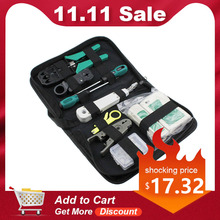 Lan-Network-Repair-Tool-Kit Plier Cable-Tester Crimper Utp RJ12 Cat5e Rj45 Rj11 Portable