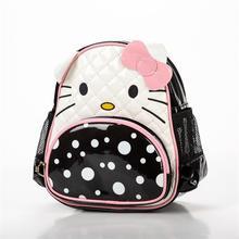 Kids Backpacks New Girl Cartoon Backpack School Bag Children Cute Bow Small