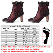 SOCOFY Retro Women Handmade Stitching Low Ankle Boots Stiletto High Heel Zip Pointy Toe Comfy Shoes Soft Ladies Ankle Boots