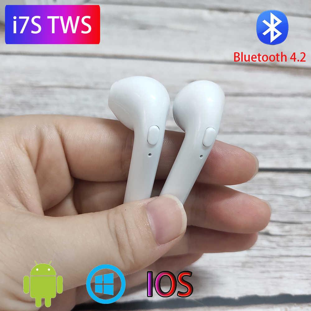 I7s tws i 12 Tws auriculares Bluetooth 5,0 auriculares inalámbricos Auriculares auriculares bajos para iphone xiaomi PK i30 i80 i20 i14 tws i60