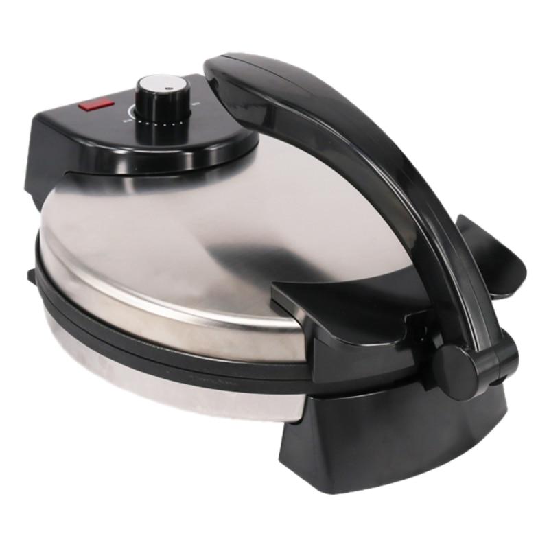 Anti-adhésif prise ue électrique crêpe Pizza Machine à crêpes antiadhésive plaque chauffante cuisson Pan gâteau Machine cuisine cuisson outils Cre