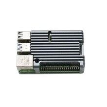 VOLL-für Raspberry Pi 4 Modell B 4GB RAM Unterstützung 2,4/5,0 GHz WIFI Bluetooth 5,0 mit aluminium CNC Legierung Schutzhülle