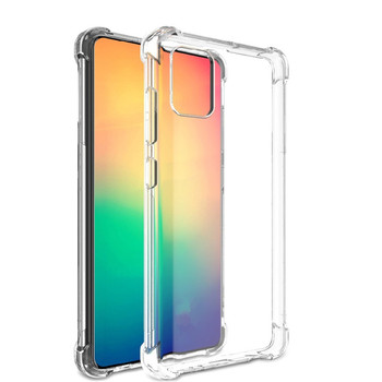 50pcs 1.5mm thick transparent silicone case for Samsung Galaxy A10 A20 A30 A40 A50 A60 A70 A80 cases crystal clear cover covers