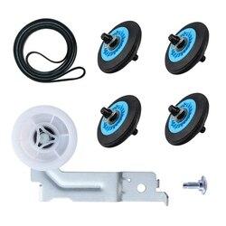 DC97-16782A Dry Washing Machine Wheel Set Dryer Repair Kit for Samsung Dryer Belt Dryer Kit