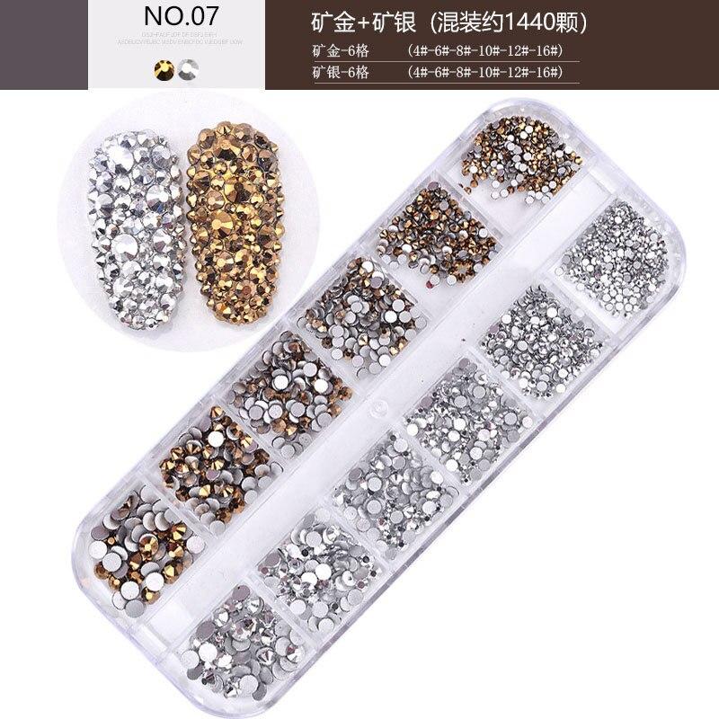 12 grades conjunto joias da arte 04