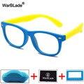 Детские очки WarBLade с защитой от сисветильник, детские оптические очки в оправе, компьютерные прозрачные очки для мальчиков и девочек, UV400